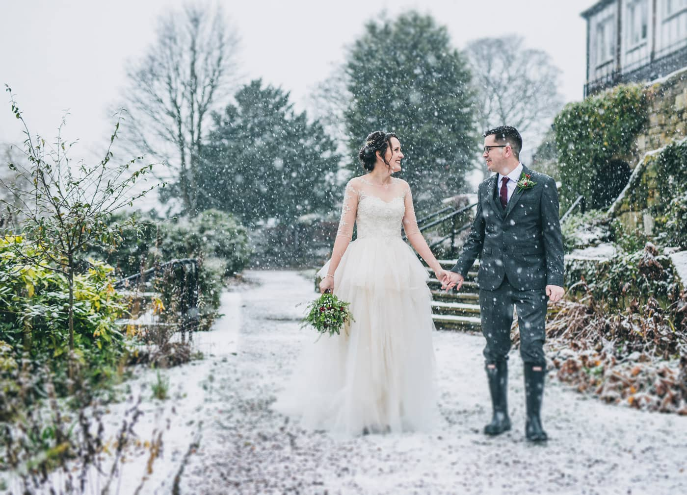 Winter Wedding Photography Is The Way To Go