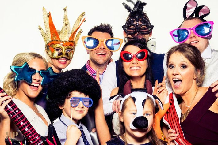Photograph Booth Rentals For Conventions And Trade Shows
