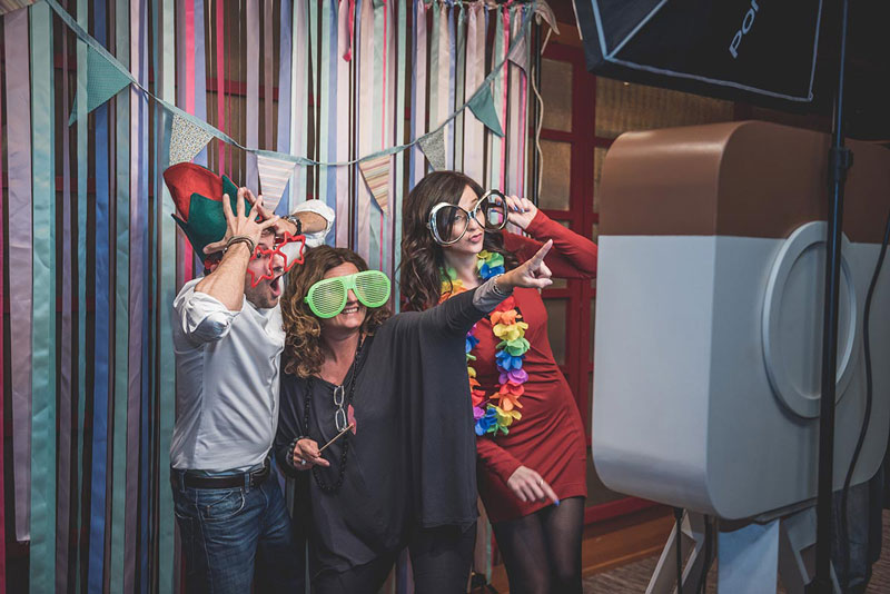 Leasing a Photo Booth for Events